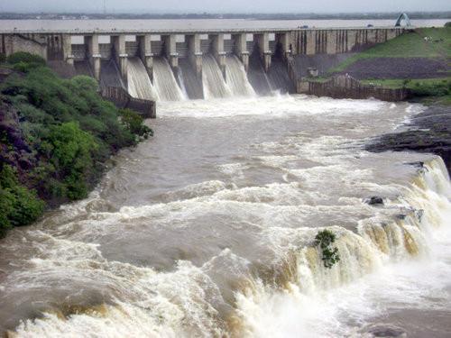 Khodiyar Dam
