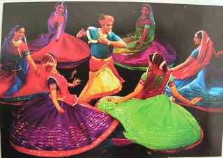 Garba Dance in Amreli