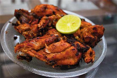 Tandoori Chicken in Amritsar