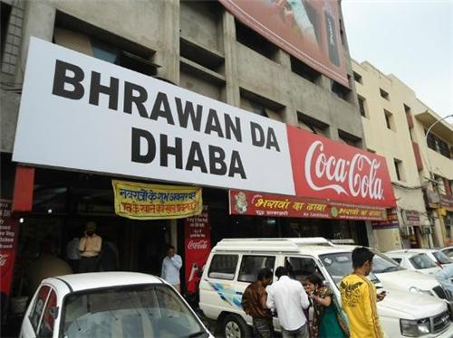 Dhabas in Amritsar