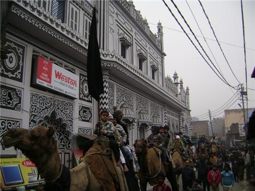 Alauddin Khilaji Battle of Amroha