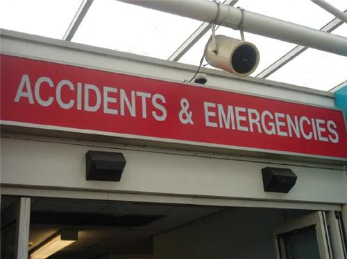Emergency Hospitals Located in the city of Anand