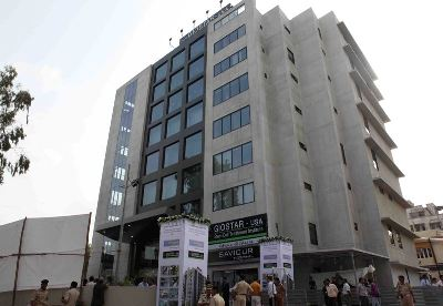 Private and Government Hospitals in Anand