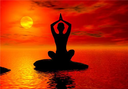 Yoga Meditation in Anand