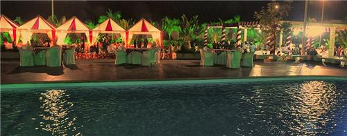 Wedding Ceremonies at Neejanand Resort in Anand
