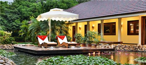 Mesmerizing Location for Spa in Neejanand Resort