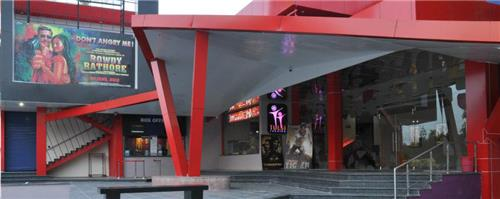 List of cinema halls and multiplex theatres in Anand
