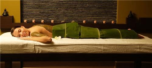Natural Ayurvedic Therapies at Madhubhan Resort and Spa in Anand