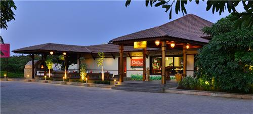 Multi Cuisine Restaurants at Madhubhan Resort and Spa in Anand