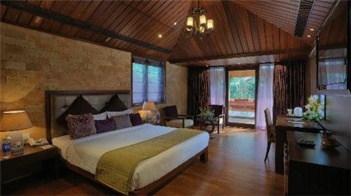 Beautiful Accommodations at Madhubhan Resort and Spa in Anand