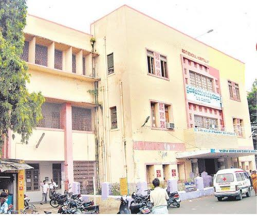 Hospitals in Kurnool