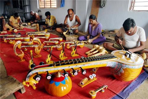 Art and craft in Andhra Pradesh