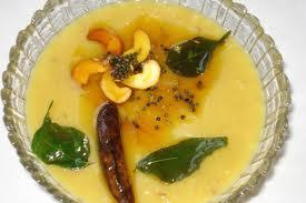 Lentil dish of Andhra