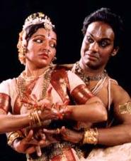 Kuchipudi Dancers