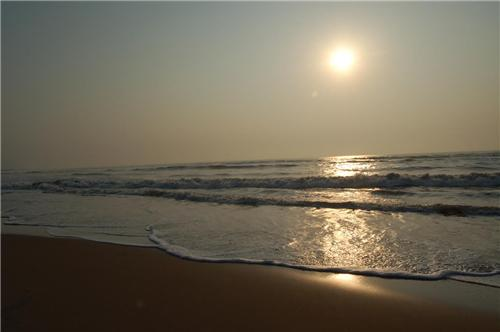 12 beaches in Andhra Pradesh