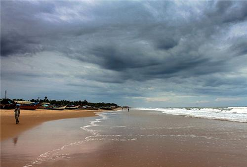 Best beaches of Andhra