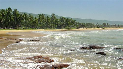 Famous beaches of Andhra Pradesh