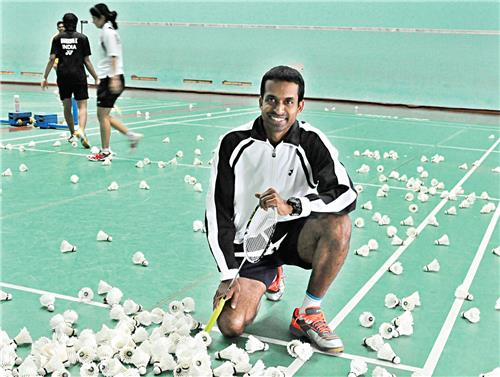 Badminton in Andhra Pradesh