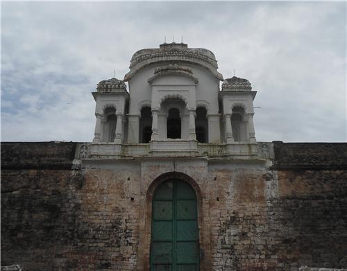 Forts of Andhra Pradesh