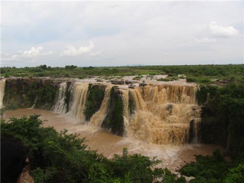 Waterfals in Andhra Pradesh