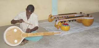 Manufacture of Bobbili Veena
