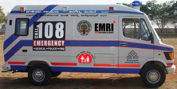 Emergency Services in Andhra Pradesh