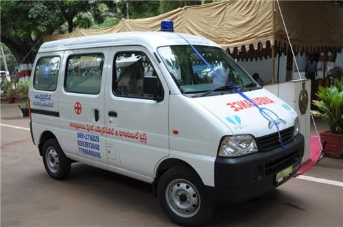 Services in Anantapur