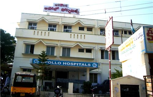 Hospitals in Chittoor