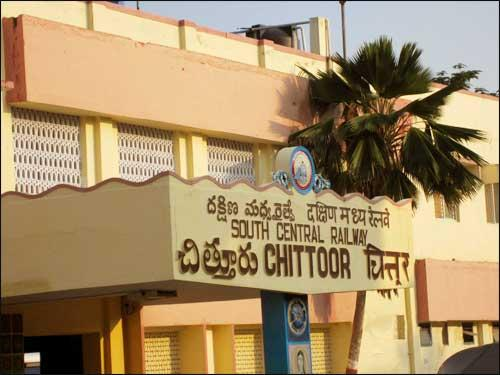 Transport Services in Chittoor