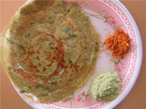 Food in Guntur