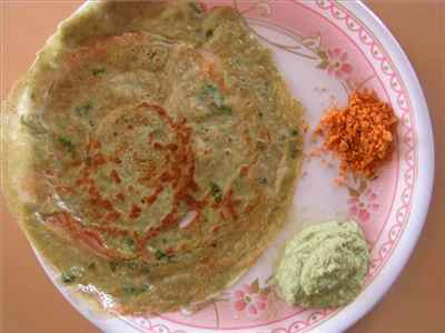 Food in Guntur
