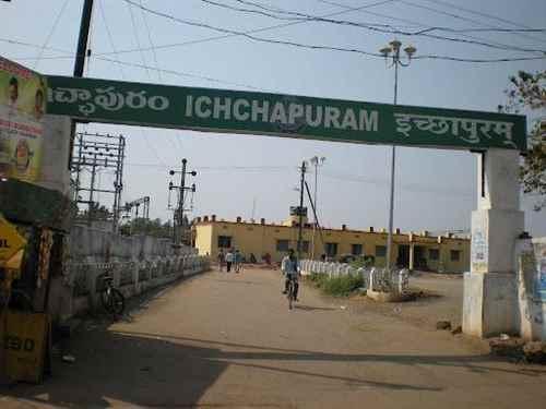 Ichapuram