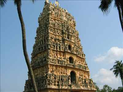 Religious places in kakinada