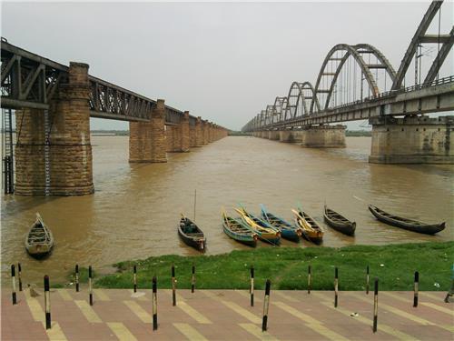 Bridges on Godavari River