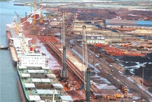Krishnapatnam Port