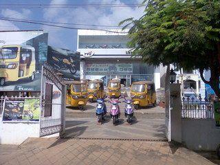 Car Showroom in Nellore
