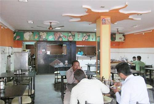 Restaurants in Nellore