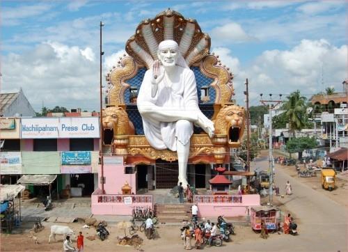 Sri Shirdi Sai Baba Mandir