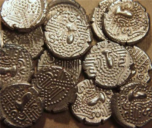 Chalukya's Coins