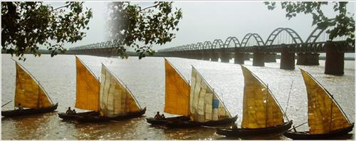 Boating in Rajahmundry