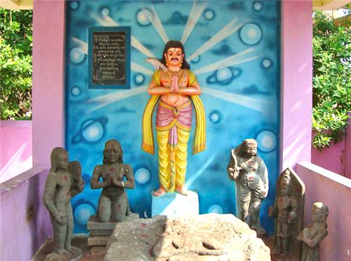 Religious places in Rajamundry