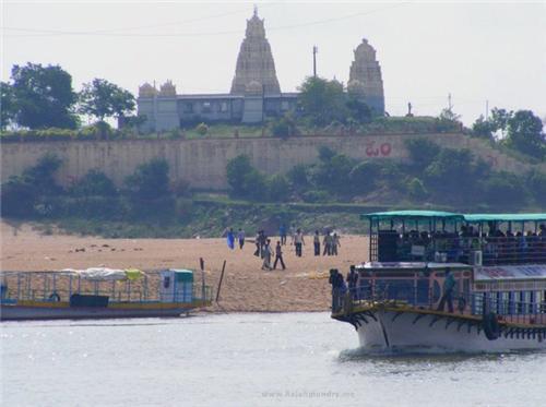 Pattiseema Temple in rajahmundry