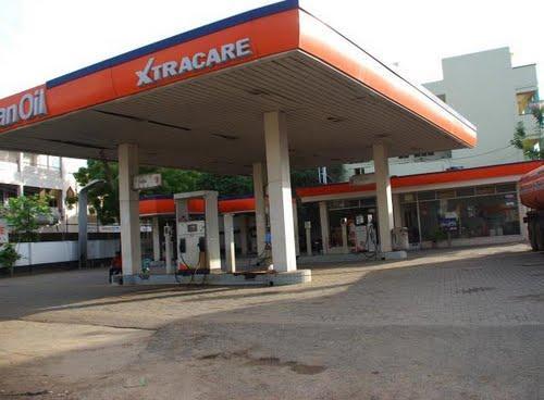 Petrol Stations in Rajahmundry