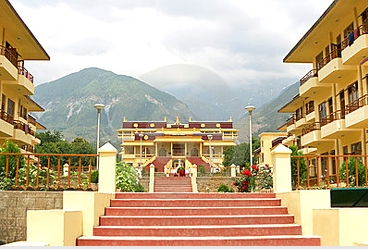 Gyuto Tantric Monastery