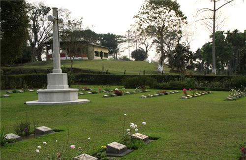 World War II Cemetery