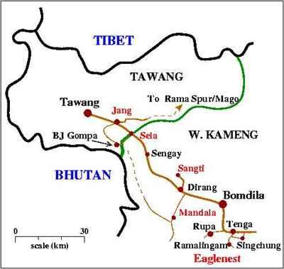 About Tawang