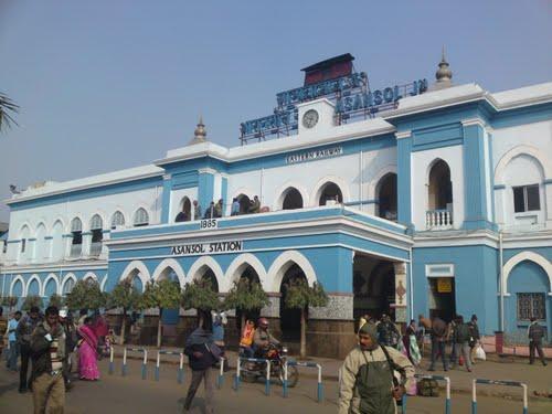 Railpar, Asansol Railway Station.