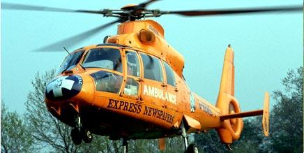Air Ambulance Services in Asansol