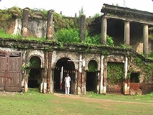 Bardhaman Rajbari, Asansol