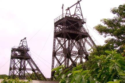 The Eastern Coalfields in Asansol